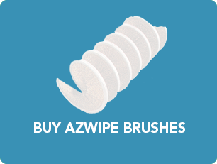 Buy AzWipe Brushes